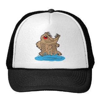 Monster Fish Cap