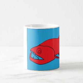 Monster Fish Coffee Mug