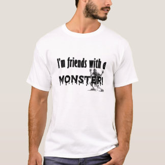 Monster Friend - Light T-Shirt