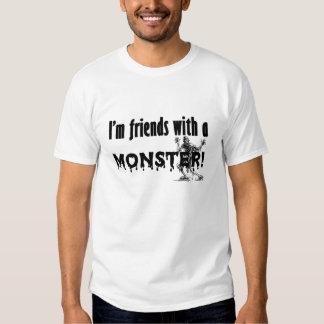 Monster Friend - Light Tshirts