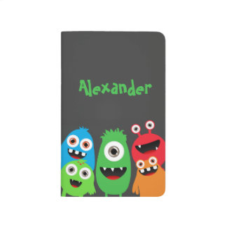 Monster Friends Journal