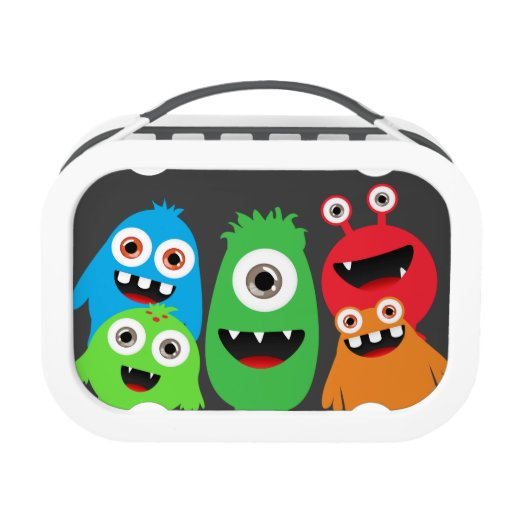 Monster Friends Lunchboxes