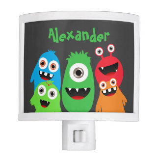 Monster Friends Nite Light