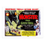 Monster from Green Hell Post Card