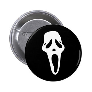 Monster - Ghost 6 Cm Round Badge