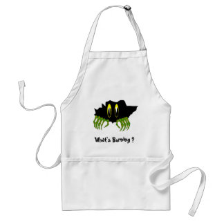 monster hands2000, What's Burning ? Standard Apron