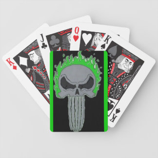 Monster Haunt Playing Cards