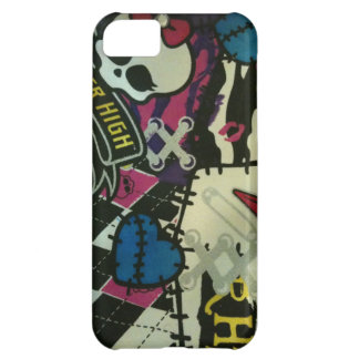 monster high iPhone 5C case