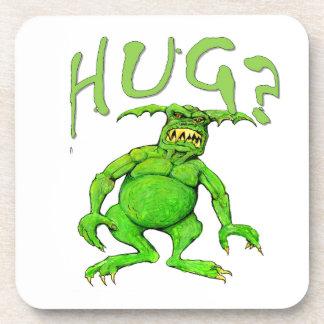 Monster Hug Coaster