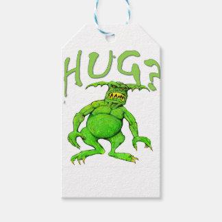 Monster Hug Gift Tags