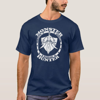 Monster Hunter Logo (front) T-Shirt