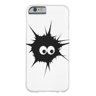 Monster in black barely there iPhone 6 case