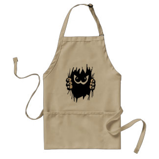 Monster in my apron!