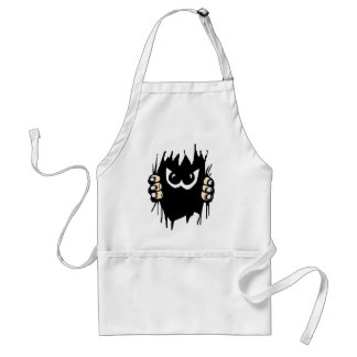 Monster in my apron