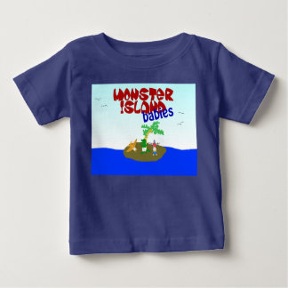Monster Island Babies Apparel Baby T-Shirt