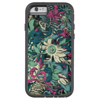 Monster Jungle Pattern Iphone 6/6s Phone Case