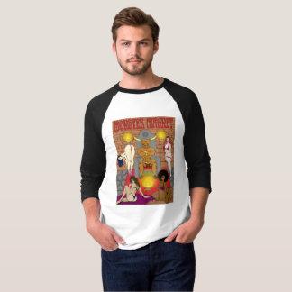 Monster Magnet Raglan T-shirt