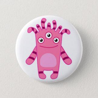 Monster Mania: Meet Sadie! 6 Cm Round Badge