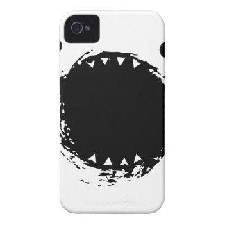 Monster Mouth iPhone 4 Case-Mate Cases