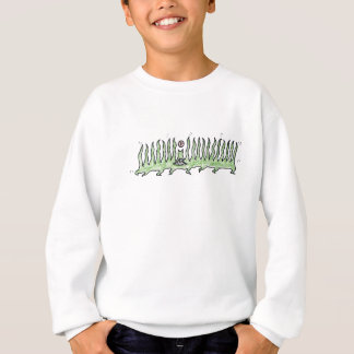 monster of many arm's sweatshirt