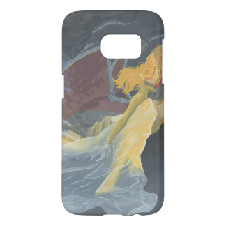 Monster of the Sky Galaxy Phone Case