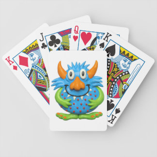 Monster Party Poker Deck