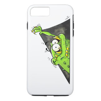 Monster phone cover
