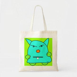 Monster Potato Pets Green Bag