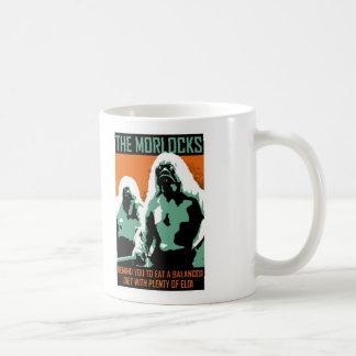 Monster PSA - Morlocks Coffee Mug