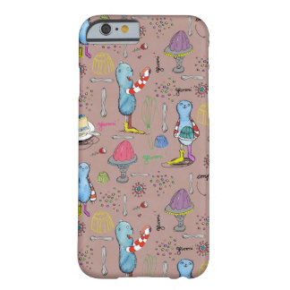 Monster pudding barely there iPhone 6 case