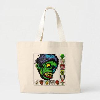 Monster Retro monsters Tote Bag