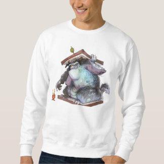 Monster Sandwich Basic Sweatshirt