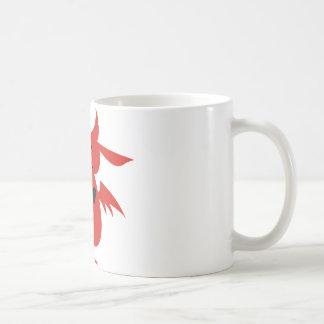 Monster Silhouette Mug