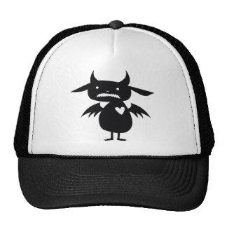 Monster Silhouette Trucker Hat