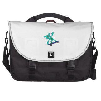 Monster Skateboarder Commuter Bags