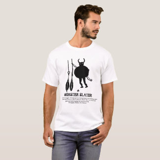 Monster Slayer, Blanco, New Mexico T-Shirt