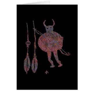 Monster Slayer, Man Image 1 Card