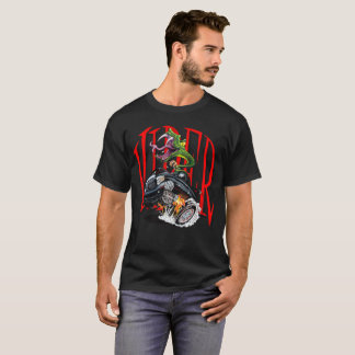 Monster Snake Pick Up T-Shirt