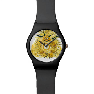 Monster Sonny time piece. Watch