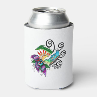 Monster Surf Dreams Can Cooler