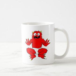 monster toddler basic white mug