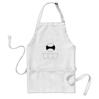 Monster Toof Aprons