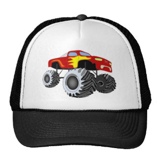 Monster Truck Cap