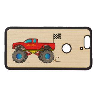 Monster Truck Wood Nexus 6P Case