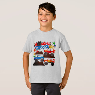 Monster Trucks T-Shirt