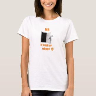 MonSter Wear MS Awareness t-shirt