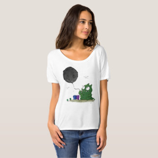 Monster with the moon T-Shirt