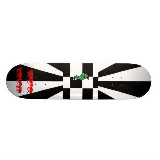 monster workshop skate boards