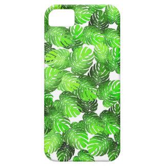 Monstera Leaf Art Case