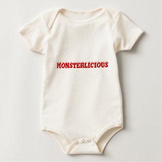 MONSTERLICIOUS BABY BODYSUIT